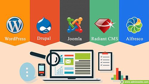 سیستمهای مدیریت محتوا در امنیت وبسایت