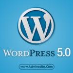 وردپرس ۵ منتشر شد! تغییرات جذاب نسخه جدید وردپرس