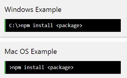 npm چه کاربردی دارد؟