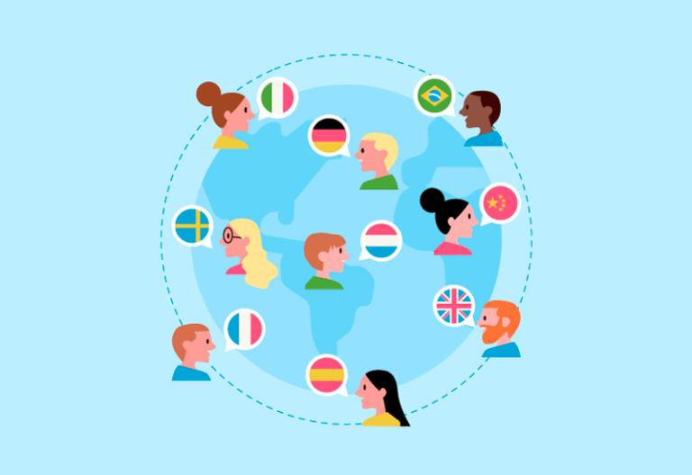 ساخت سایت چند زبانه با Polylang