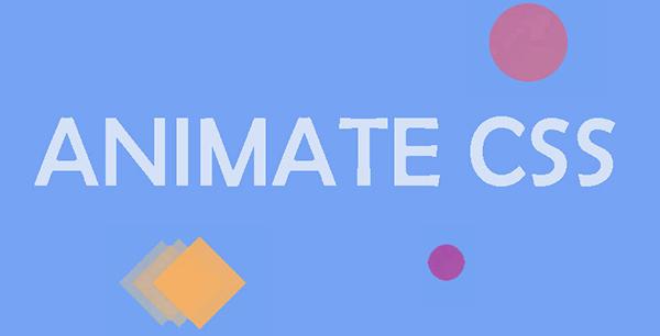 فریمورک anmate css logo