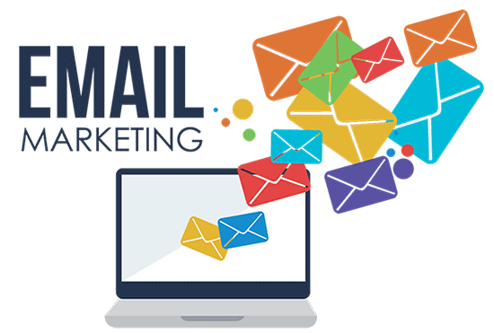 ایمیل مارکتینگ برای افزایش بازدید سایت