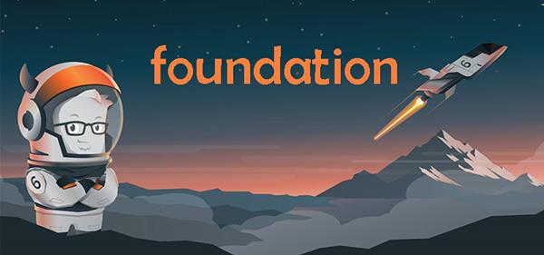 foundation از بهترین فریمورکهای CSS
