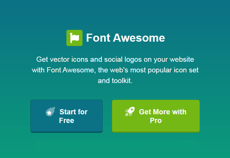 آموزش استفاده از Font Awesome 5