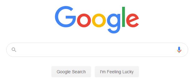 الگوریتم گوگل در نمایش نتایج جستجو