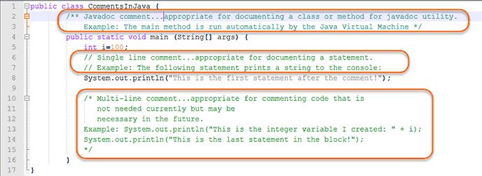 کامنت زیاد یکی از اشتباهات رایج برنامهنویسی است.
