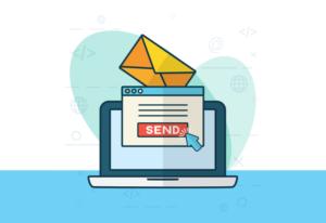 ارسال ایمیل در لوکال هاست
