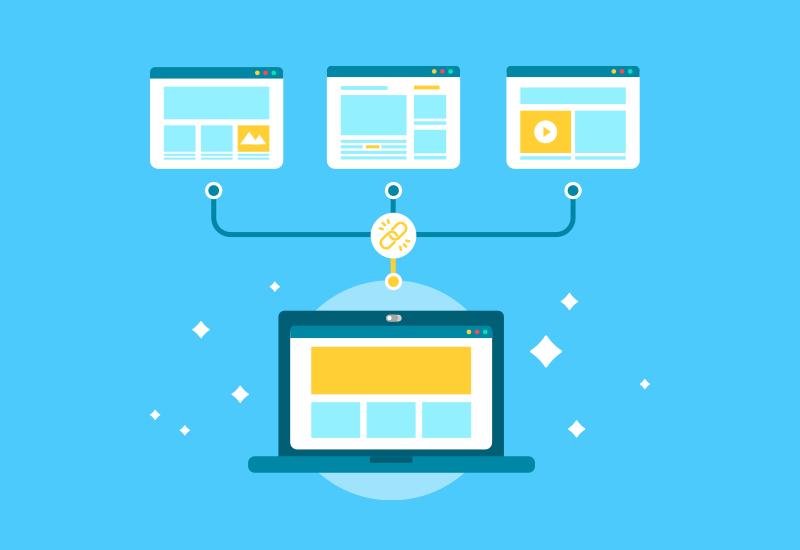 ایجاد لینک در HTML