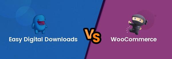 تفاوت افزونه EDD و ووکامرس