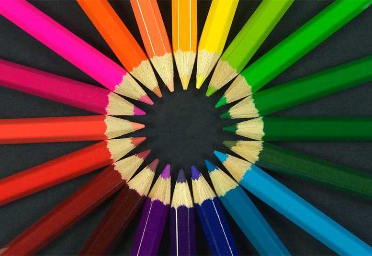 رنگها در CSS
