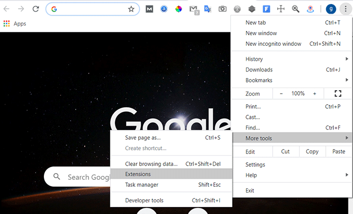 چگونه میتوان افزونههای google chrome نصب کرد؟