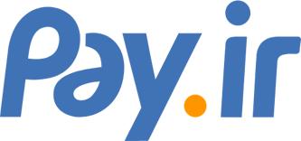 لوگو درگاه پرداخت pay.ir