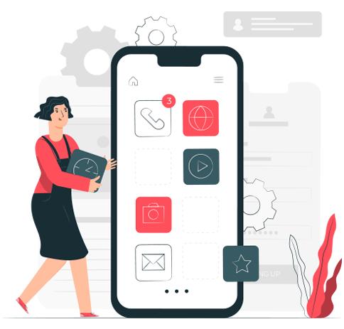 کسب درآمد با طراحی اپلیکیشن موبایل