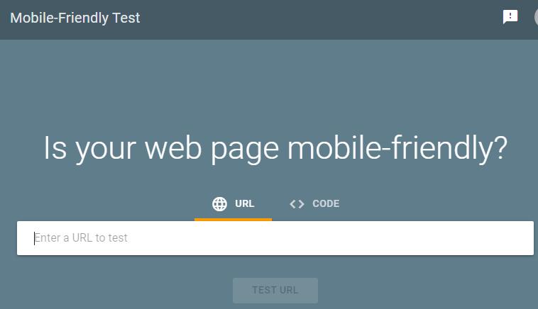 ابزار تست واکنشگرا بودن صفحات وب