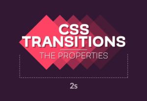 transition در css