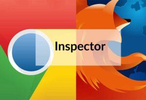 ابزار inspector چیست؟