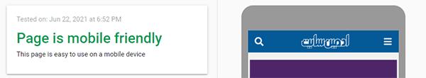 ریسپانسیو بودن صفحات وبسایت نکات مهم چک لیست سئو