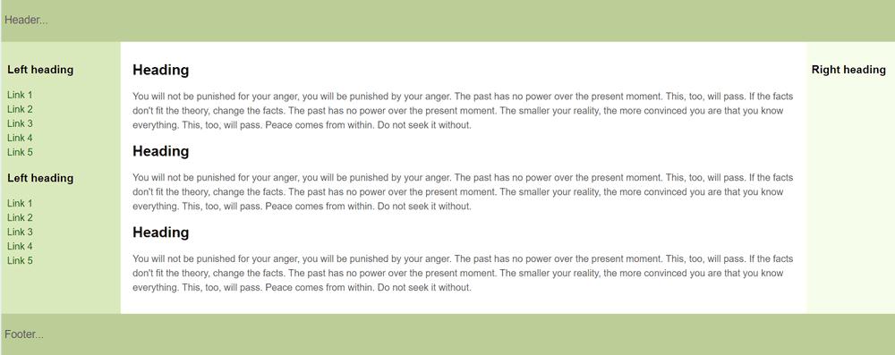 تمرین عملی HTML و CSS