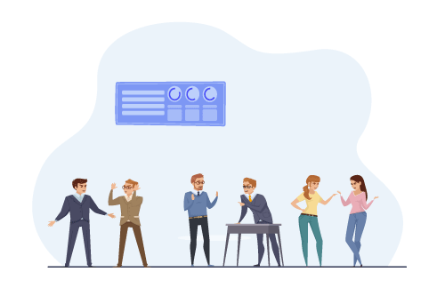 مشکلات تیم برنامه نویسی خصومت شخصی