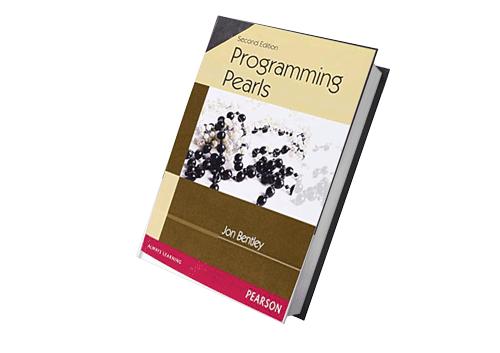 بهترین کتابهای برنامه نویسی Programming Pearls