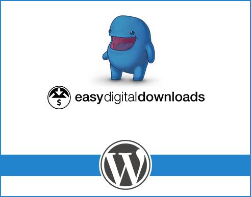 آموزش کار با افزونه EDD برای ساخت فروشگاه فایل